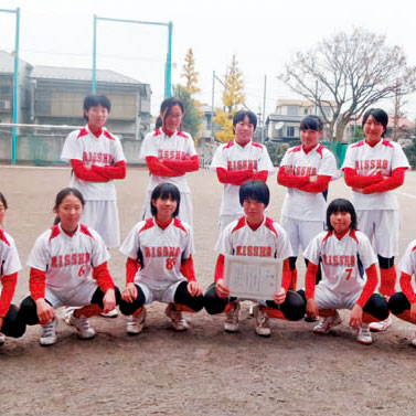 中学ソフトボール部