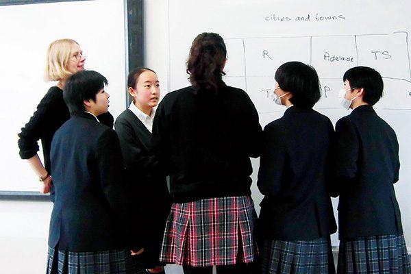 英語プログラム