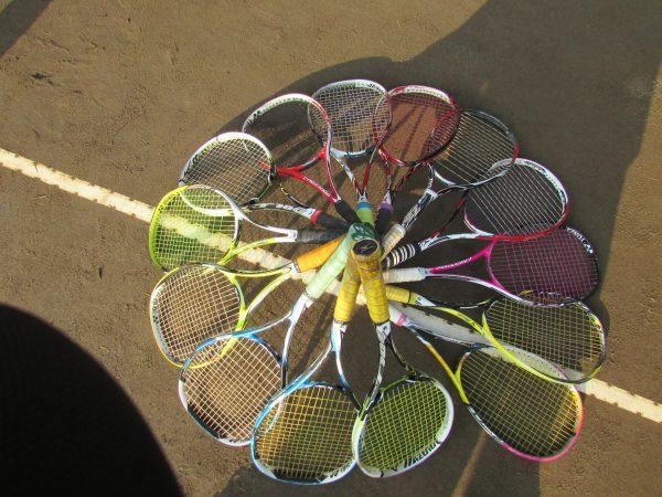 テニス部写真1