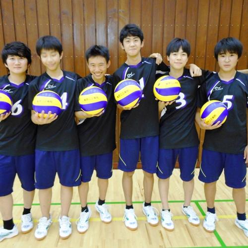 高校男子バレーボール
